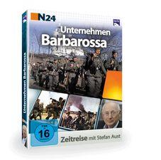 DVD-Cover Unternehmen Barbarossa