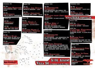 FrIKK Festival 2010 - Flyer - Rückseite