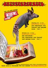 FrIKK Festival 2010 - Kinder-Plakat