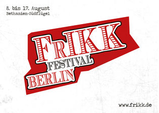 Plakat/Flyer FrIKK 2011 - Variante B - Rückseite Variante A
